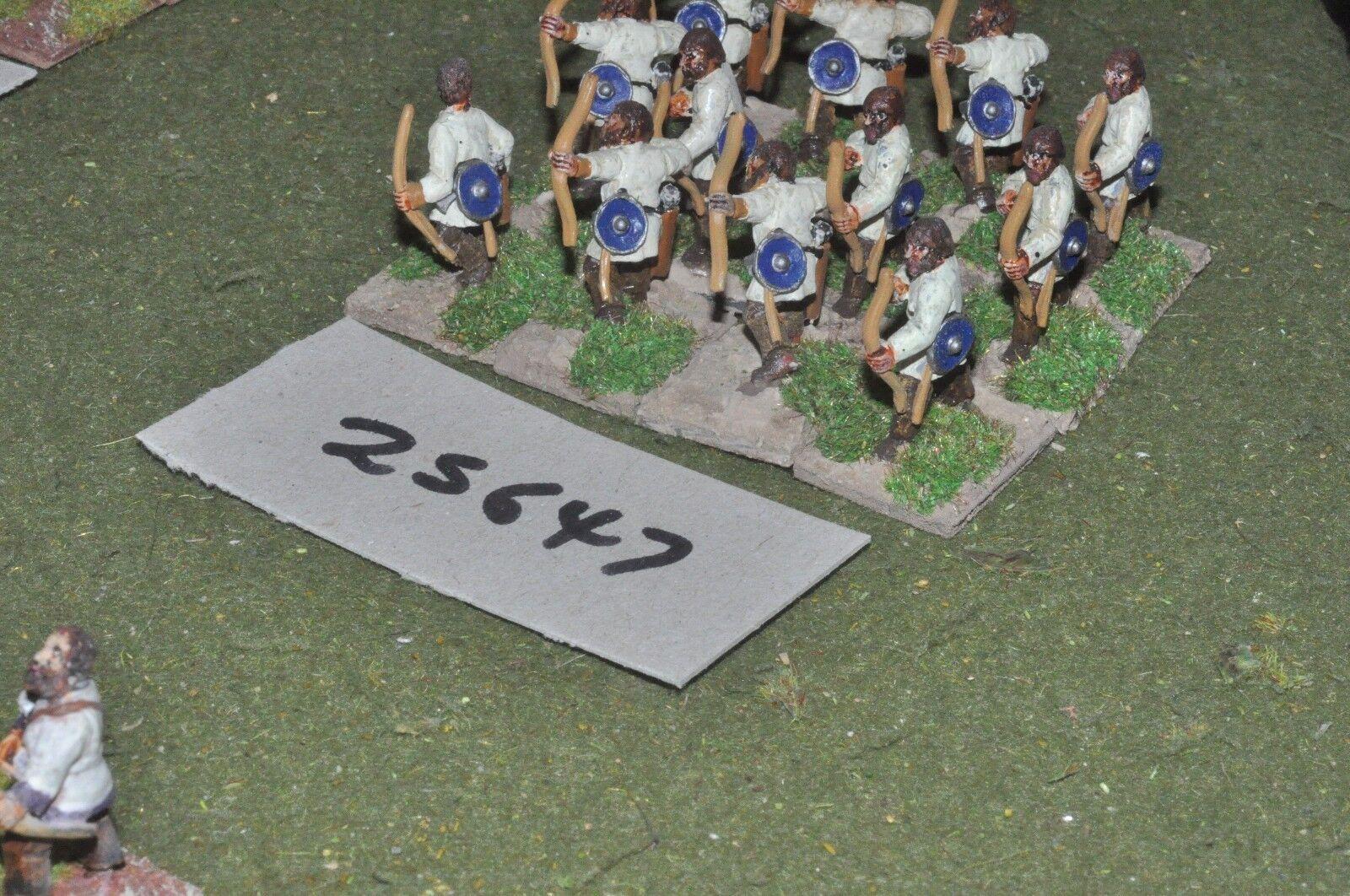 25mm roman era   roman - - - archers 12 figures - inf (25647) c0c58e