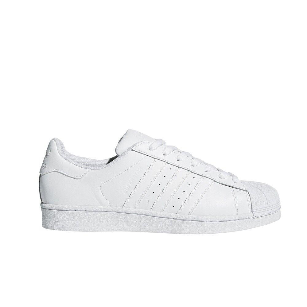 Adidas Originals Superstar OG Foundation (Cloud White) Men's Shoes B27136