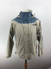 The North Face Womens Hooded Hyvent Jacket Coat Medium M White