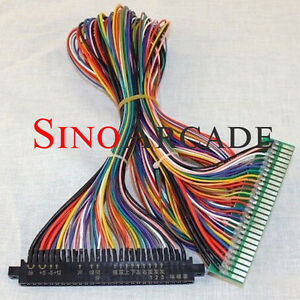 Remarkable 56 Pin 100Cm Jamma Wiring Harness Harness For Arcade Game Board Wiring Database Gramgelartorg