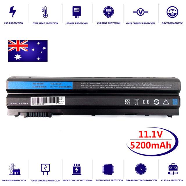 NEW Laptop Battery For Dell Latitude e5520 e6420 e5420 e6520 T54FJ 312-1163