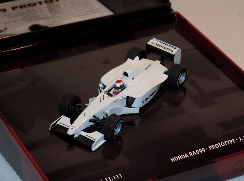 1 43 Minichamps Honda ra 099 projootipo projootipo projootipo 199 J. Verstappen Caja De Regalo fefb1f