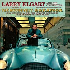 Larry Elgart  NEW SOUNDS AT THE ROOSEVELT + MUSIC FROM THE BROADWAY HIT PRODUCTI