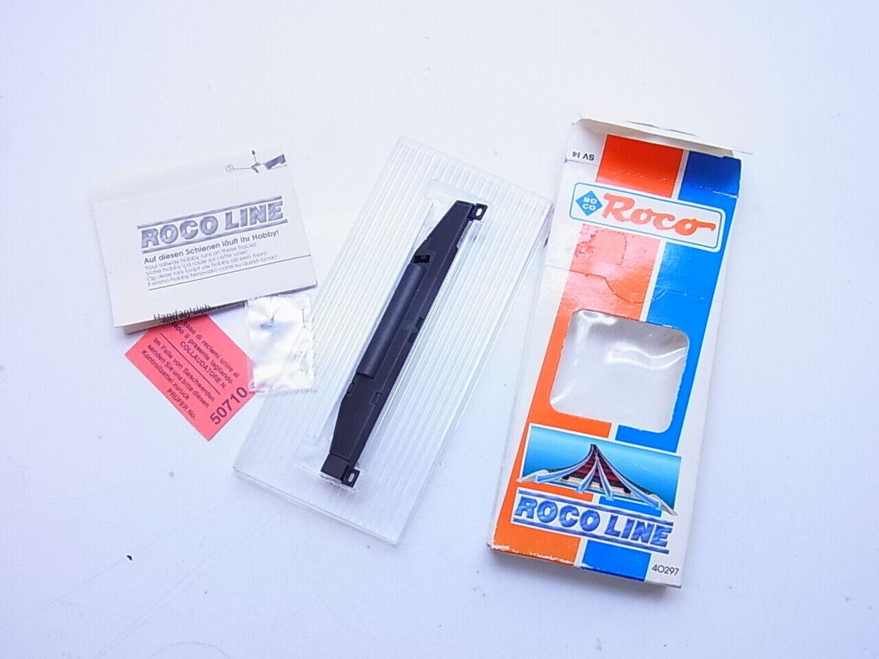 + NEU /& OVP Roco 40297 H0 Handweichenantrieb links