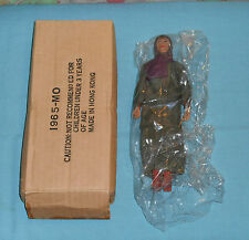 vintage Mego Planet of the Apes pota ZIRA in mailer box