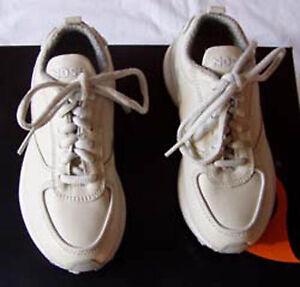 finest selection f9b61 012e4 Dettagli su scarpe NOSE originali nuove con scatola in pelle COLORE :  bianco sporco