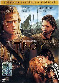 TROY - Petersen 2 DVD SE Pitt Bama Bloom Kruger