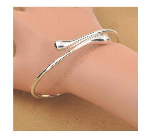 925 Silber Armband Sterling Armspange Armreif