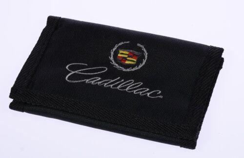 NEU CADILLAC Geldbörse Kreditkarten Brieftasche Portemonnaie Fahne flagge