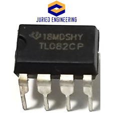 20pcs Tl082cp Tl082 Dual Jfet Operational Amplifier New Ic