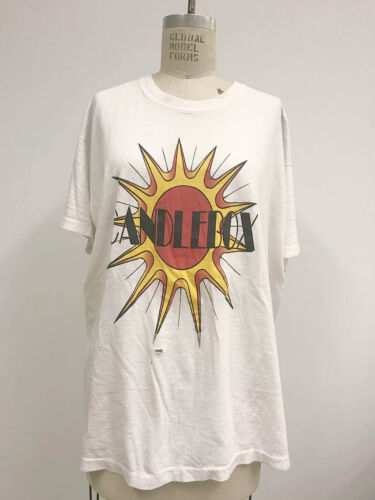 ⭕ 90s Vintage CANDLE BOX Tour shirt : grange punk