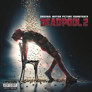 Various-Artists-Deadpool-2-Original-Soundtrack-New-CD-Explicit