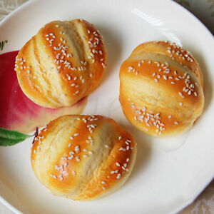 Simulation-Gefaelschte-Lebensmittel-Kunststoff-Kueche-PU-Brot-Dekoration