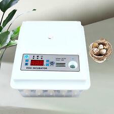 16 Egg Digital Automatic Incubator Chicken Hatcher Automatic Temperature Control