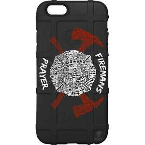 Magpul-Field-Case-for-iPhone-6-6s-or-6-PLUS-Custom-Fireman-039-s-Prayer-EgoTactical