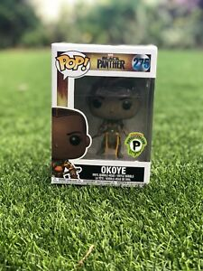 Funko Pop Black Panther 2018 Okoye Limited Edition