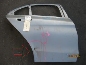 MERCEDES-W205-C300-C63-RIGHT-REAR-DOOR-SHELL-OEM-USED-STOCK-15-16-17-18-66241