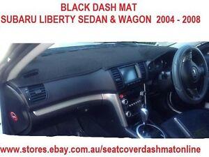 DASH MATBLACK DASHMAT DASHBOARD COVER FIT SUBARU LIBERTY - 2004 acura tl dash cover