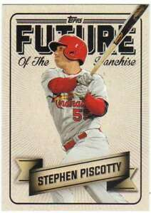 2016-Topps-Bunt-Physical-Future-Of-The-Franchise-FF-3-Stephen-Piscotty