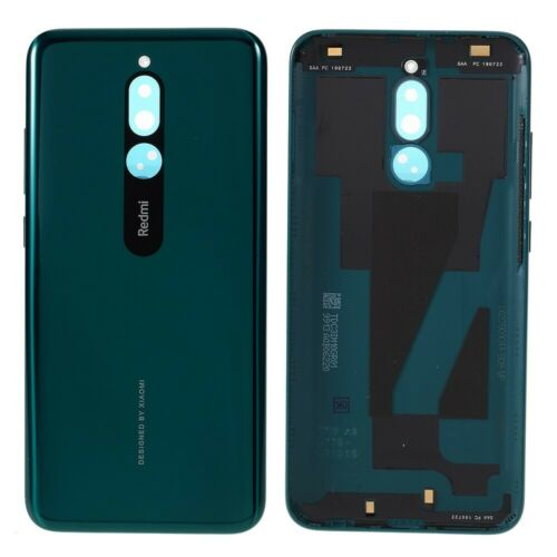 Tapa Bateria Back Cover Xiaomi Redmi 8 Verde