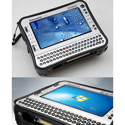 Coffre Pc Tablette Portable Toughbook Cf U1 32 Gb Disque Dur SSD 1gb Ram Ip65 -