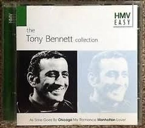 Tony Bennett Collection CD As Time Goes By/Chicago/The Lady Is A Tramp/Manhattan
