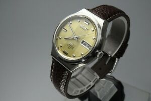 OH,Vintage 1972 JAPAN SEIKO LORD MATIC SPECIAL WEEKDATER 5206-6090 23J Automatic