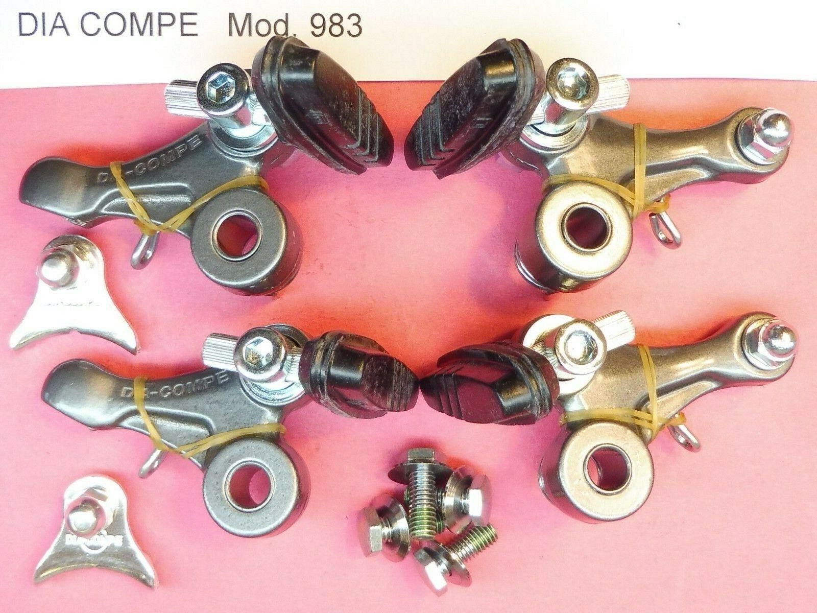 Durchmesser Compe Mod.983 Cantilever Bremsset - Nummern L'Eroica Retro MTB