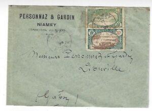 FidèLe 1928 Niamey Niger Commercial To Libreville Gabon