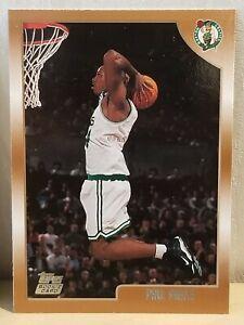 Paul PIERCE Rookie 1998-99 Topps #135 / Boston Celtics / Mint+