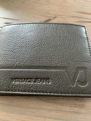 Obbiettivo Versace Jeans Portafoglio Carte Astuccio Wallet Bag Cardholder Portafoglio Portafoglio-mostra Il Titolo Originale Ad Ogni Costo