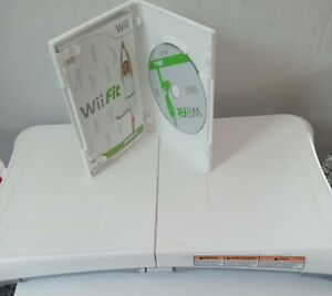 Nintendo Wii Fit Balance Board Wii Bundle Complete Game Tested And Working