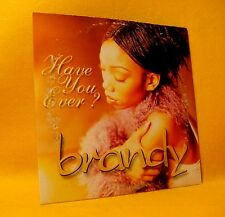 Cardsleeve Single CD Brandy Have You Ever? 2TR 1998 RnB Neo Soul Hip Hop