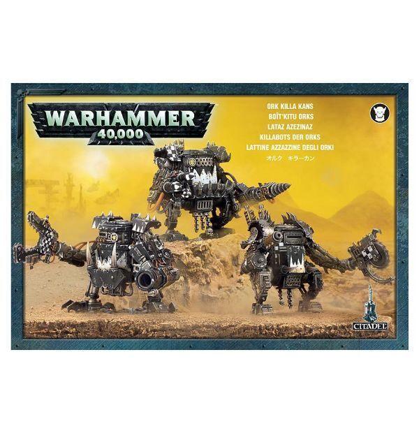 ORK KILLA KANS Warhammer 40k Orks Nuevo