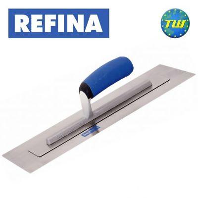 "REFINA 16/"" inch Superflex skimming trowel plastering skimming trowels in stock"