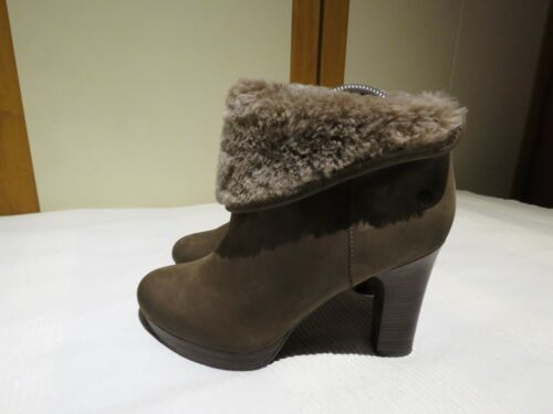 Eur 39 Rrp Ugg® 5 6 £160 Usa Leather Ii 8 Boots Dandylion Nubuck Uk Australia 1O1zvqa