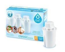 PearlCo Unimax Dafi 12 AquaFloow Wasserfilter Kartuschen für Brita Maxtra+