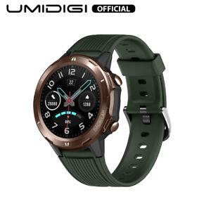 UMIDIGI Uwatch GT Smartwatch 5ATM Inseguitore di frequenza cardiaca impermeabile