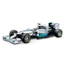 Bburago 1:43 Mercedes Benz AMG Petronas F1 W05 Hybrid Lewis Hamilton #44 Model