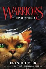 Warriors the Prophecies Begin: The Darkest Hour 6 by Erin Hunter (2015, Paperback)