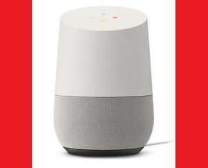 Google-Home-Smart-Speaker-Personal-Assistant-Voice-Activated-Brand-New