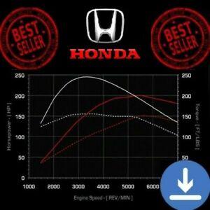 Honda-ECU-Map-Tuning-Files-Stage-1-2