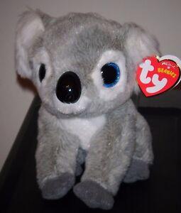 0a48ba605be Ty Beanie Baby - KOOKOO the Koala Bear (6 Inch) NEW MWMT 8421421282 ...