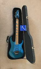 1991 Ibanez RG770DX In Laser Blue With Original Hardcase And Manual