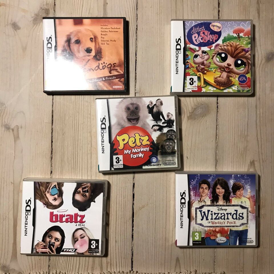 Wizards of waverly place, Nintendo DS