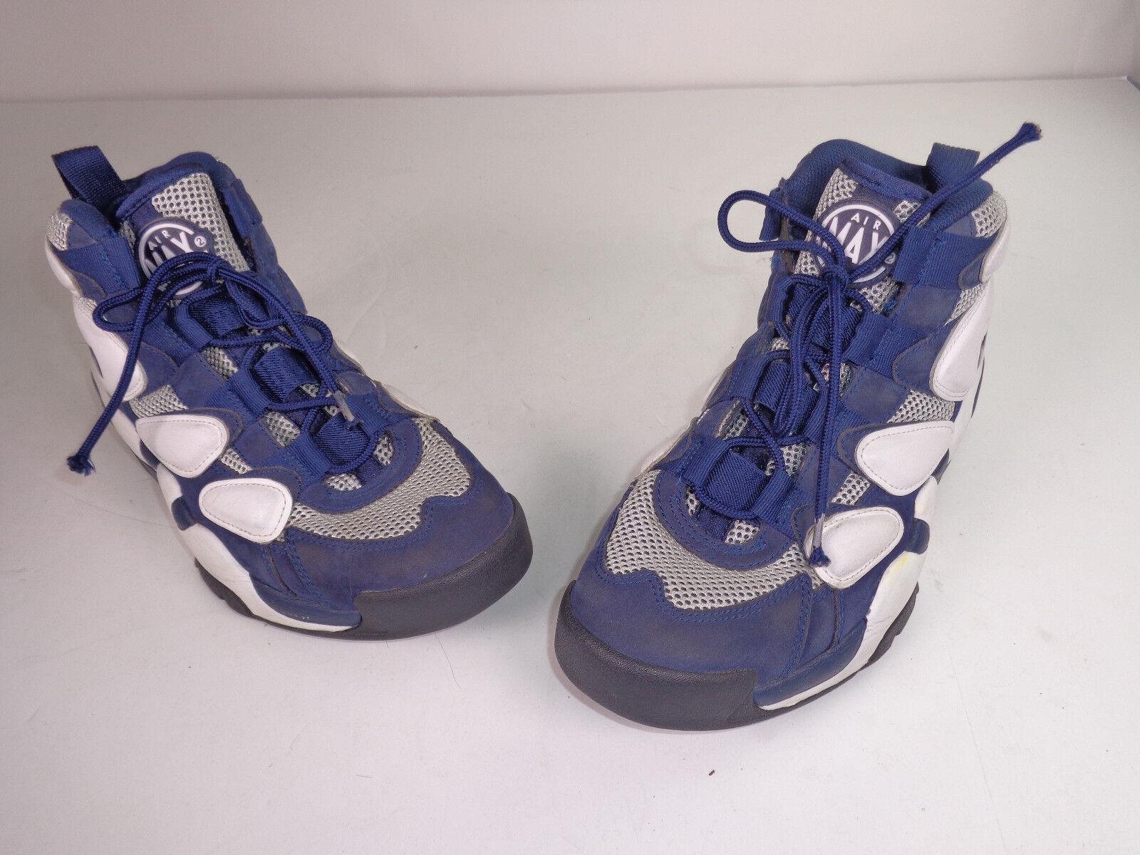 Nike air marina max ritmo 2 mezzanotte marina air / bianco / grigio neutro 315861-411 misura 8,5 3c40c3