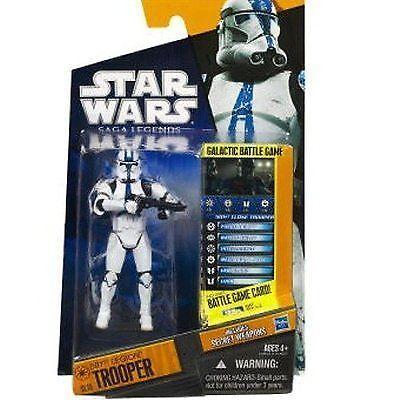 Star Wars | 501st Legion Clone Trooper (Walmart Exclusive) | Clone Wars