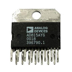 AD815 double haut rendement-courant différentiel Driver 15SIP; Power OPAMP AD815AYS