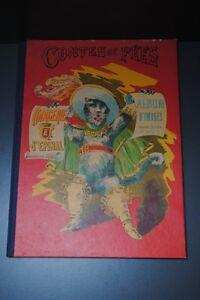 album-Cromos-d-039-Epinal-Imagerie-Pellerin-Cuentos-hadas-Reed-1978