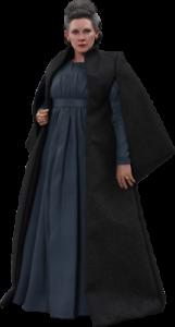 Estrella WARS Ep.VIII Cocherie Fisher as Leia Organa 1 6 Acción Figura Hot Juguetes MMS459